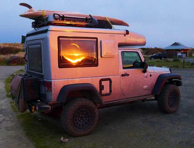 Earthroamer Jeep – Billy Knight