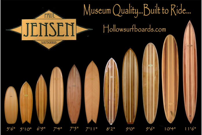 Boards paul jensen surfboards are complex wood and air define form and shape pronofoot35fo Images