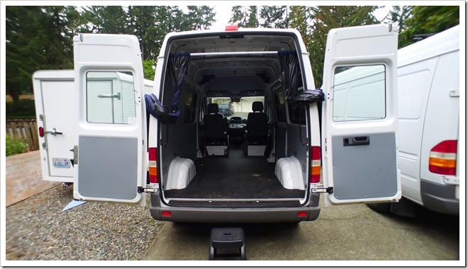 Surfer Van Interior 2006 Short Wheelbase Sprinter Conversion